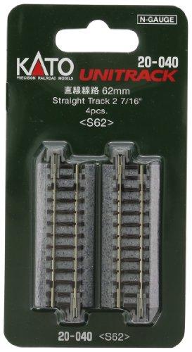 "N 62mm 2-7/16"" Straight (4) - 1"