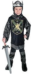 Boys Warrior King Kids Child Fancy Dress Party Halloween Costume
