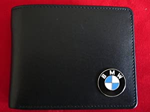 Bmw Bi-fold Leather Wallet from Ronzelli