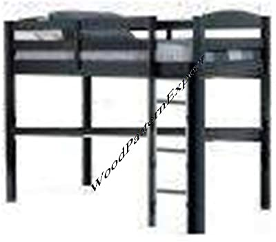 LOFT BUNK BED Paper Plans SO EASY BEGINNERS LOOK LIKE EXPERTS Build Your Own KING QUEEN FULL AND TWIN SIZES Using This Step By Step DIY Patterns by WoodPatternExpert