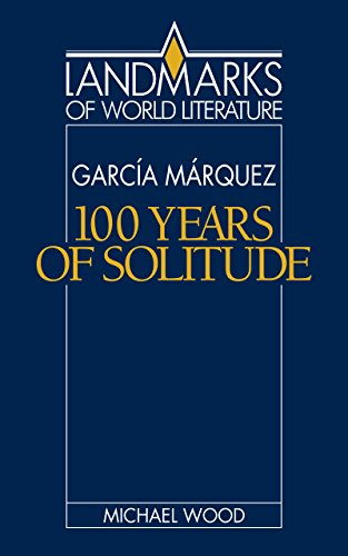 "a summary of one hundred years of solitude by gabriel garcia marquez Can one hundred years of solitude be read as but the strike is a good example of the way gabriel garcía márquez ""i stopped after one hundred."