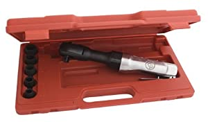 Chicago Pneumatic CP828K 3/8-Inch Heavy Duty Air Ratchet Kit