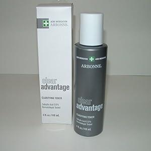Arbonne obvious advantage Clarifying Toner pimple Medication