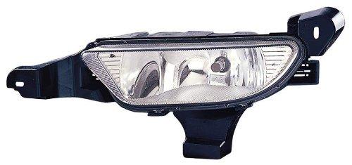 New Depo Fog Light For 2006 2007 2008 Acura TSX Driver /& Passenger Side Set of 2