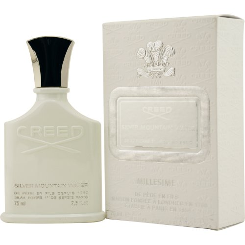 Creed, Silver Mountain Water, Eau de Toilette da donna, 75 ml