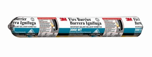 3M 3000 Wt 20 Oz. Fire Barrier Water Tight Sealant (Pack Of 1)