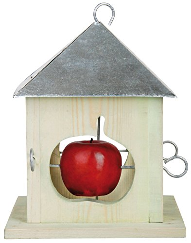 Esschert Design Fb19 Apple House Bird Feeder