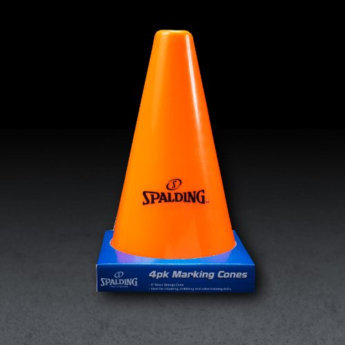 Spalding Training Cones (4-Pack)