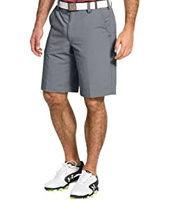 Under Armour Men's UA Bent Grass Shorts 34 Steel