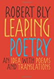 Leaping Poetry: An Idea with Poems and Translations (Pitt Poetry Series)