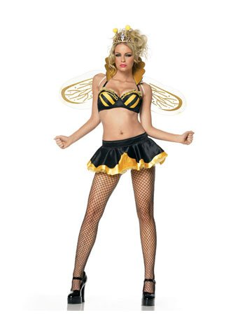 Queen Bee Costume - Medium/Large - Dress Size 8-12