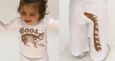 Cool Cat Onepiece & Bottoms Combo