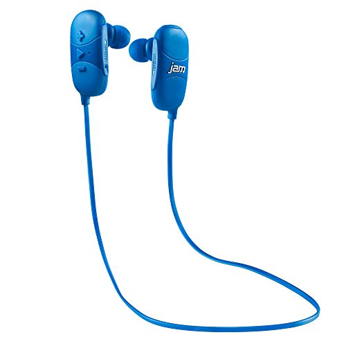 Hmdx Hx-Ep310Bl Jam Transit Wireless Ear Buds, Blue