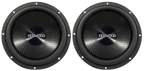 Pair of (2) Kenwood Kfc-w3013ps 12