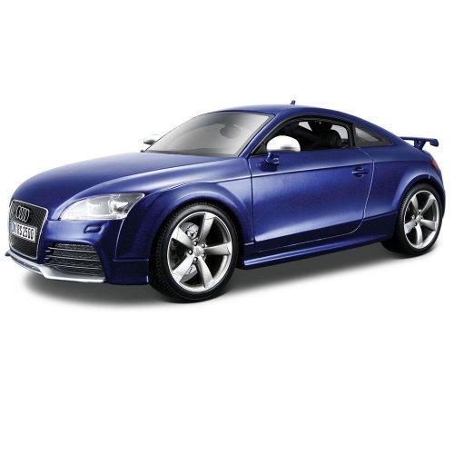 Bburago-12080BL-Modellauto-118-Audi-Tt-Rs-blau-Fahrzeuge