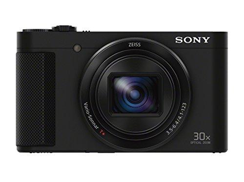 SONY デジタルカメラ Cyber-shot HX90V 光学30倍 ブラック DSC-HX90V