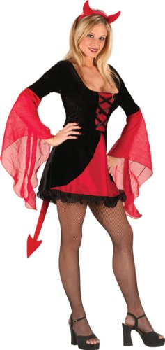Sweet Sexy Devil Med Lrg Halloween or Theatre Costume
