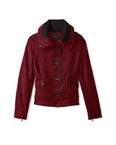 Yoki Women's Fleece Jacket  [Black]