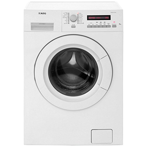 AEG Lavamat Washing Machine - Freestanding - L73483FL - White