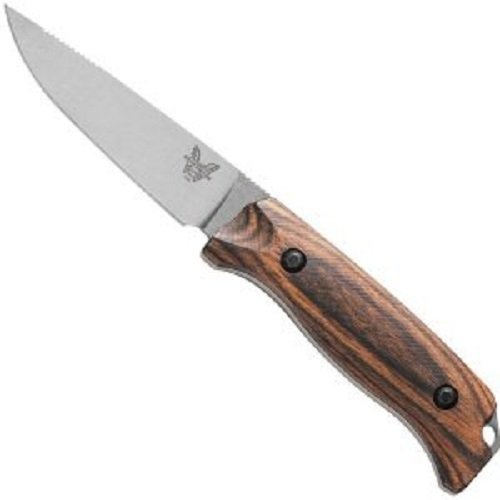 Benchmade 15007-2 Saddle Mountain Hunter Dymondwood Handle