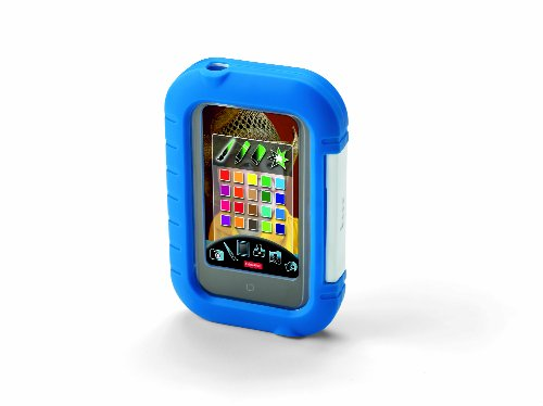 Fisher-Price Kid-Tough Apptivity Case, Blue (Ipod For Kids compare prices)