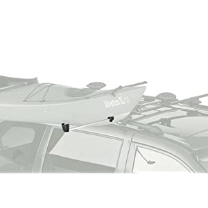 Click to read our review of Kayak Storage Racks: Thule 847 Outrigger Kayak Load Assist for Roof Rack Mount Carrier