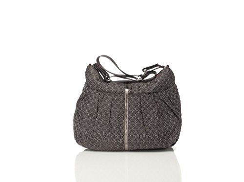 Babymel Amanda Quilted Diaper Bag,Moss,One Size - 1