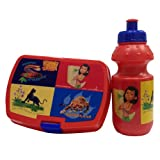 Jungle Book Lunch Box & Water Bottle Combo