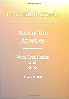 Acts of Apostles - Agape Bible Study