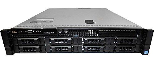 Dell PowerEdge R520 - 2 x E5-2407 - 8GB - 3 x 600GB 15K promo code 2016