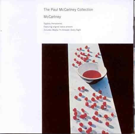 Original album cover of McCartney by Paul McCartney