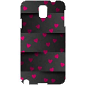 a AND b Designer Printed Mobile Back Cover / Back Case For Samsung Galaxy Note 3 (SG_N3_3D_3224)