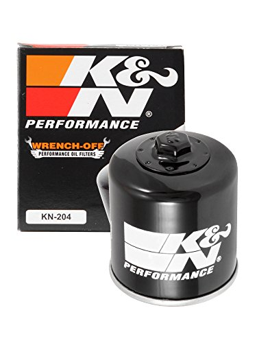 K&N KN-204 Motorcycle/Powersports High Performance Oil Filter (Honda Cbr1000rr 2012 compare prices)