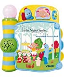 Vtech In the Night Garden Sing and Slide Nursery Book
