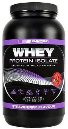 Vyomax Whey Protein Isolate 908g- Schokolade