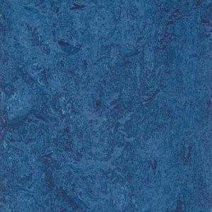 Blue Floor Tiles