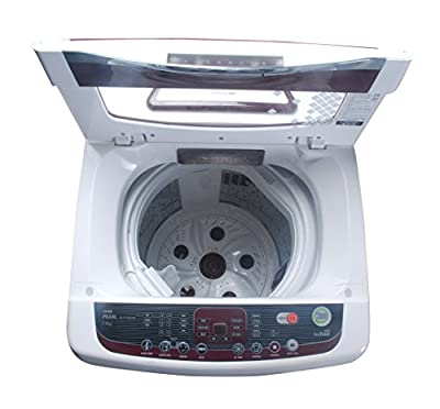 Videocon VT70G12 Digi Pearl Supreme Fully-automatic Top-loading Washing Machine (7 Kg, Dark Maroon)