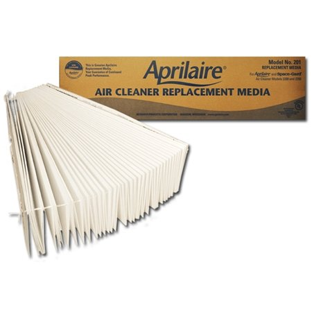 Aprilaire / Space-Gard replacement 201 media for model 2200 and 2250 air cleaners