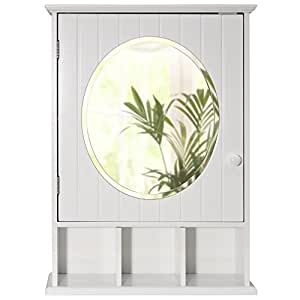 bathroom wall storage cabinet white kitchen home