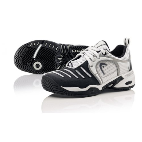 Head Tennisschuh Mojo Junior WHITE/BLACK