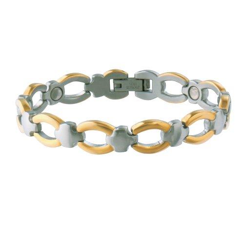 Sabona Women's Casual Classic Magnetic Bracelet – L/XL