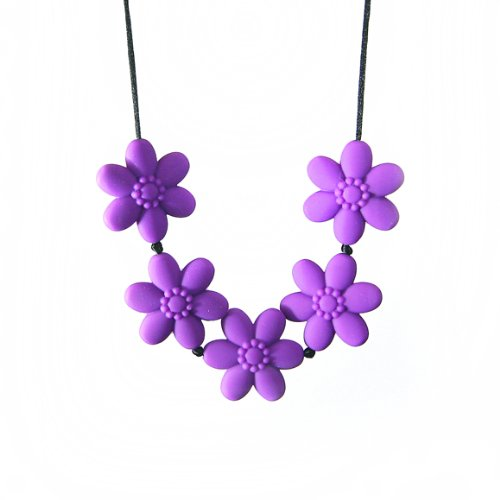 Similar product: Siliconies Flower Necklace (Teething/Nursing)