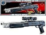 Airsoft fusil de