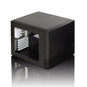 Fractal Design Node 804 black MicroATX PCケース 日本正規代理店品 CS4710 FD-CA-NODE-804-BL-W