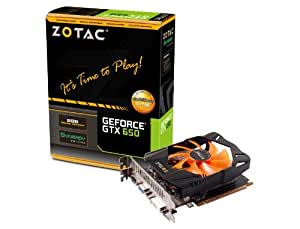 ZOTAC GTX 650 2GB DDR5 Graphic Card