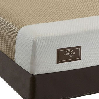 Sealy Embody Introspection Memory Foam Mattress   King Reviews