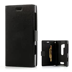 Amazon.com: Smays Genuine Leather Wallet Case for Nokia
