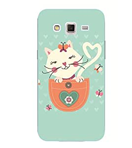 Designer Cute Cartoon Disney Hard Back Case for Samsung Galaxy ON5