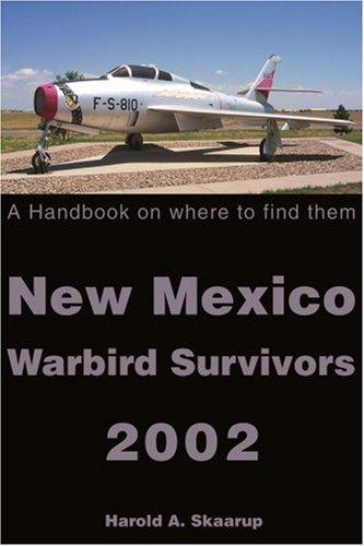 新墨西哥这架幸存者 2002年: 在哪里可以找到他们的手册