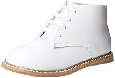 Amazon.com: Baby Deer High Top Leather First Walker ...
